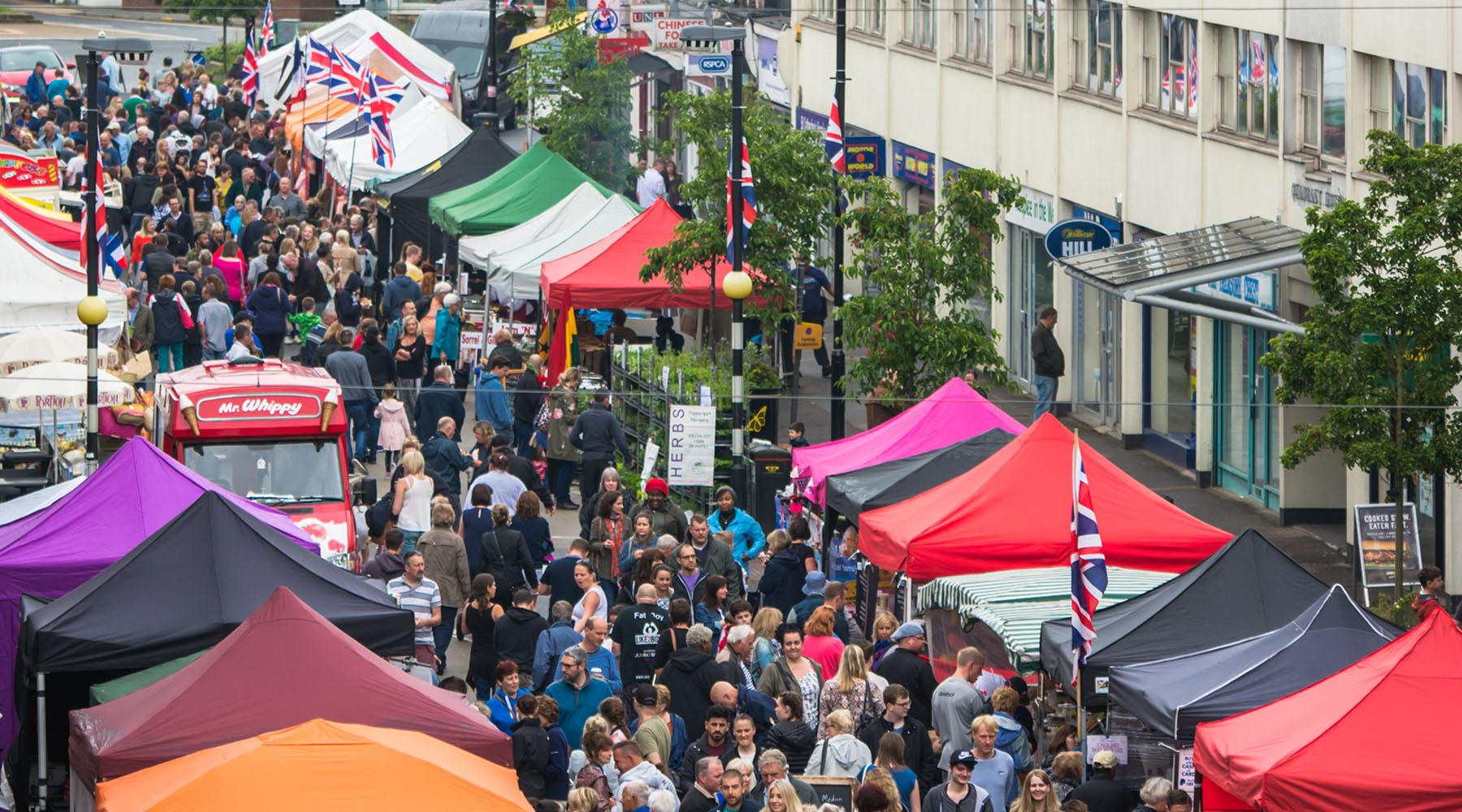 Caterham Food Festival