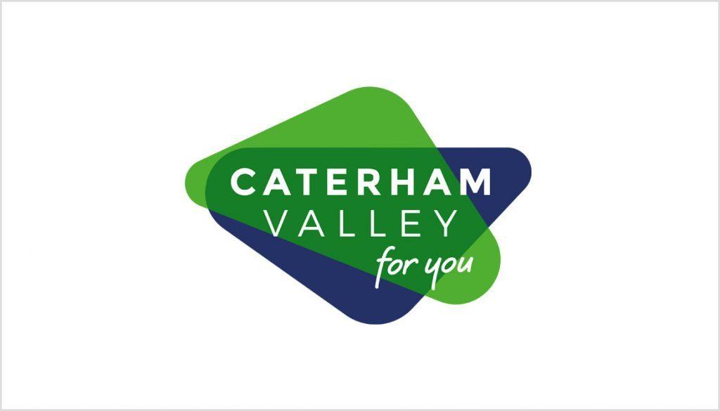 Caterham Valley temporary directory logo