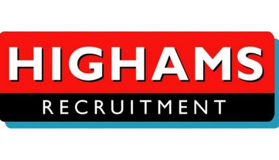 Highams Recruitment, Caterham Valley logo