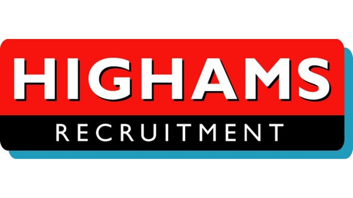 Highams Recruitment, Caterham Valley logo