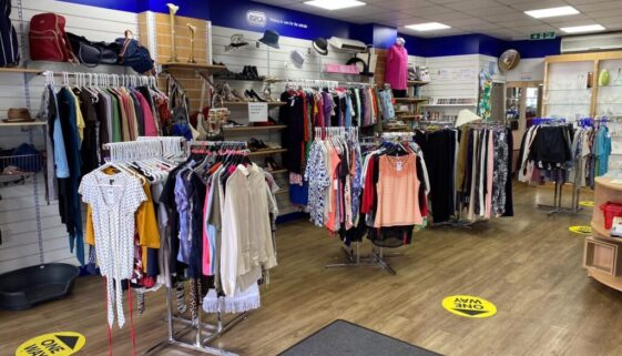 RSPCA charity shop, Caterham Valley, Surrey