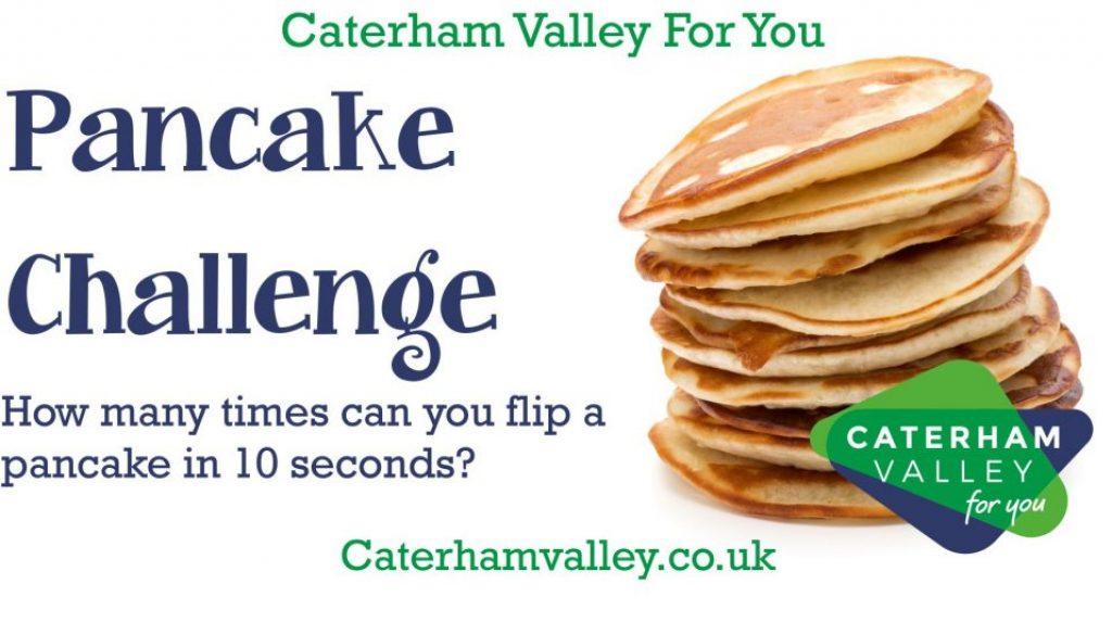 Caterham Valley Pancake Challenge