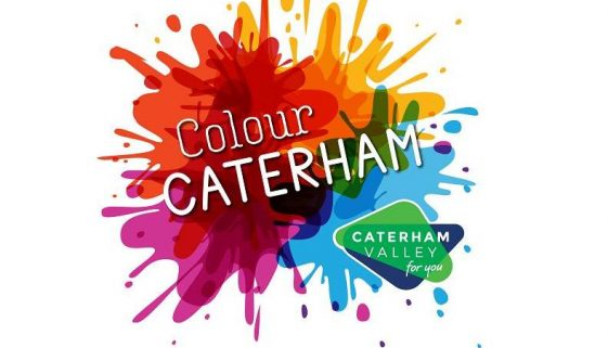 Colour Caterham