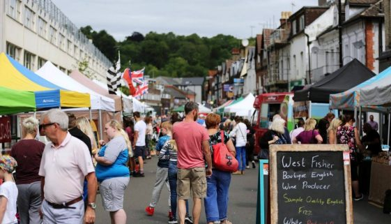 Caterham Food Festival takes place on Sunday June 10 (Photo Caterham Festival)