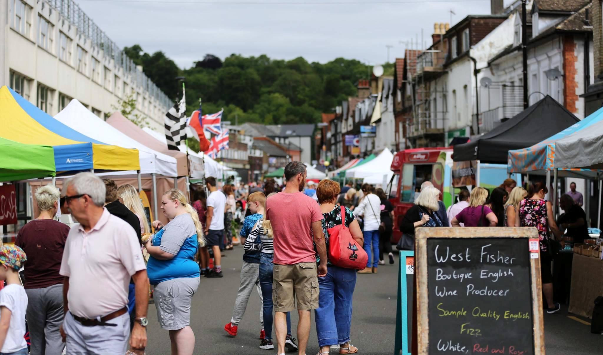 Caterham Food Festival takes place on Sunday June 10 (Photo Caterham Festival)