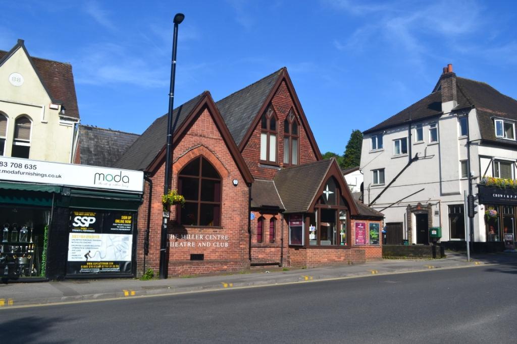 The Miller Centre theatre, Caterham Valley