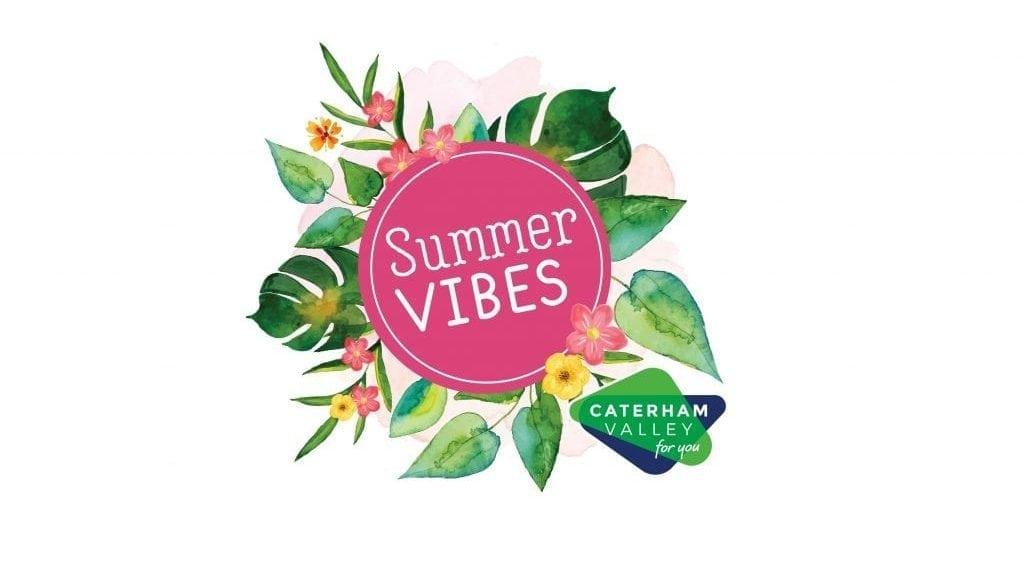 Summer Vibes Caterham Valley logo