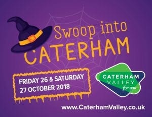 Swoop into Caterham