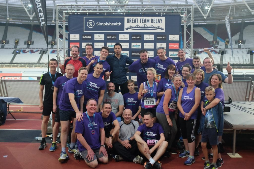 Wingate Benefit Solutions and Wingate Financial Planning team photo at 2018 Charity Run