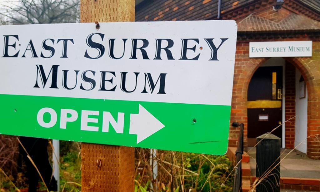 East Surrey Museum web