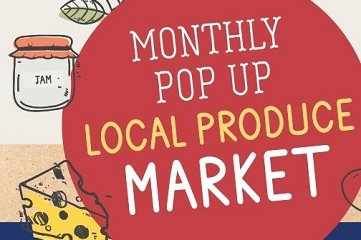 Caterham Valley For You Pop Up Food and Drink Market portal