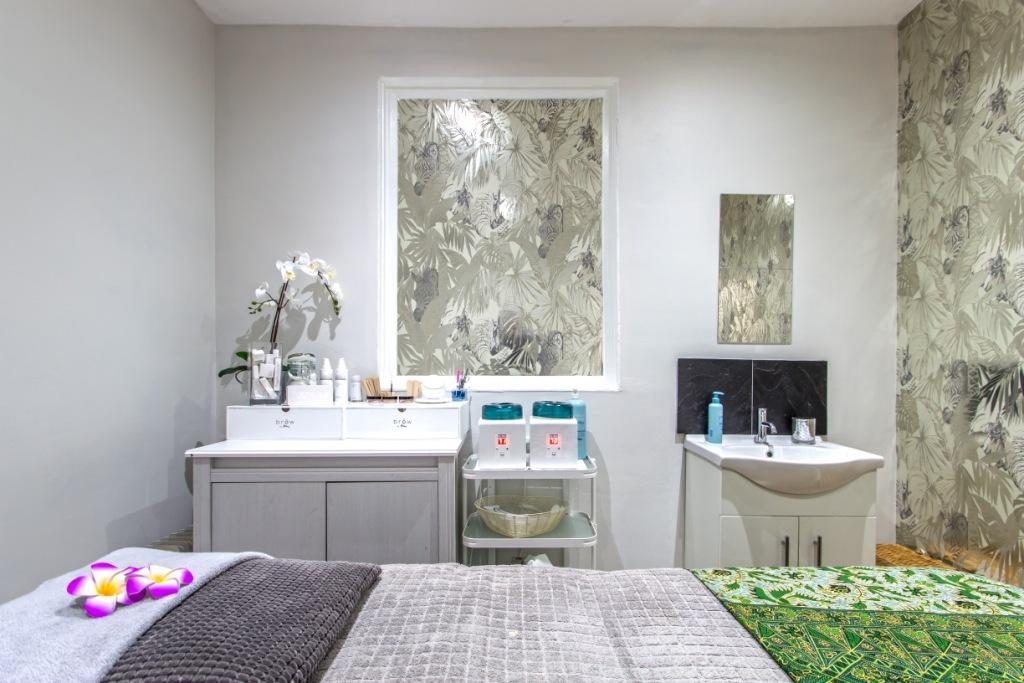 The new beauty room at Time Hair & Beauty, Caterham Valley, Surrey