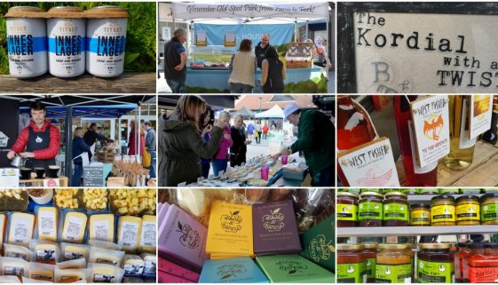 Caterham Valley Pop Up Food and Drink Market montage