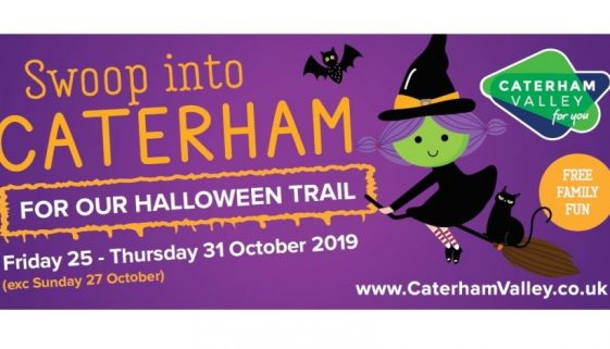 Halloween in Caterham Valley