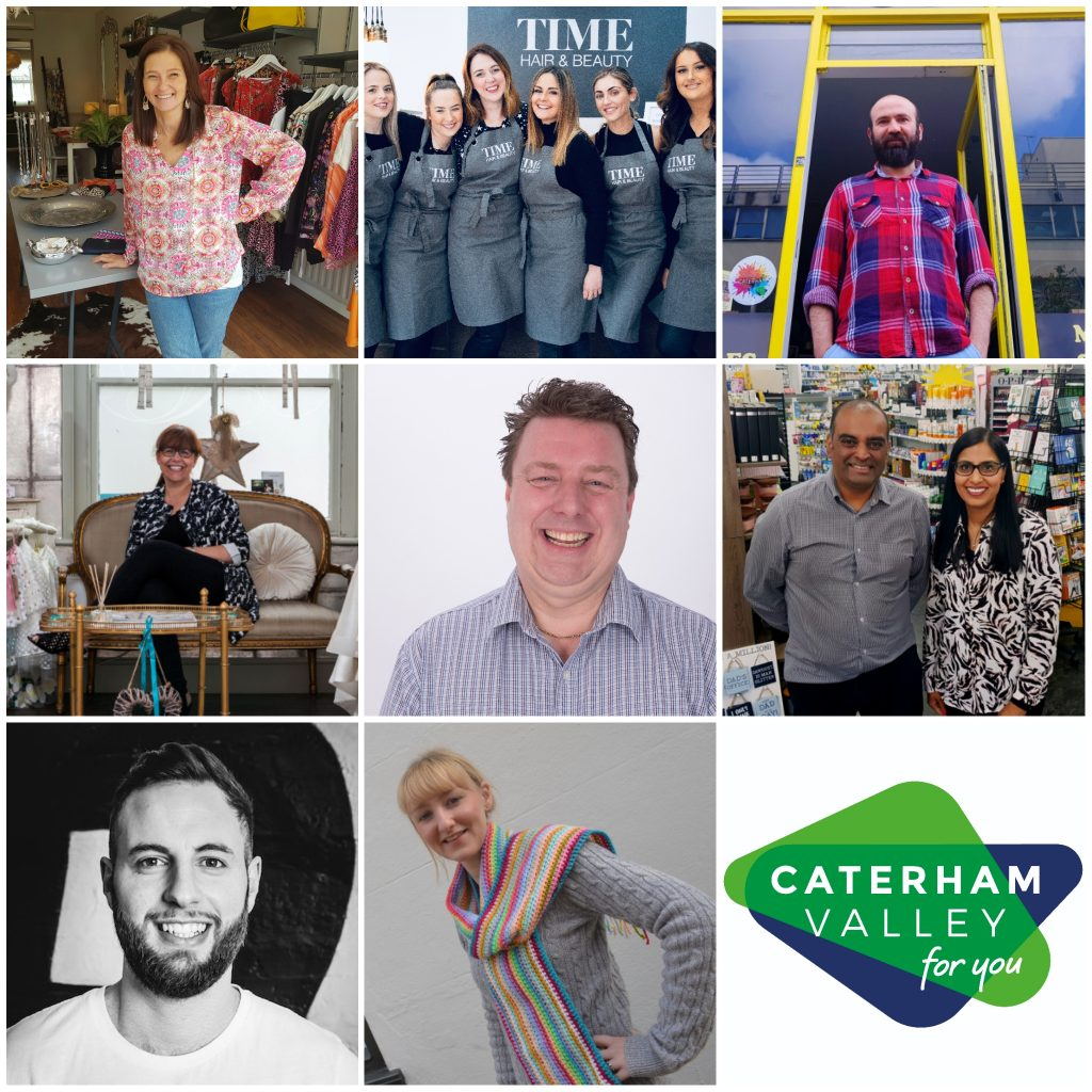Caterham Characters, Surrey business