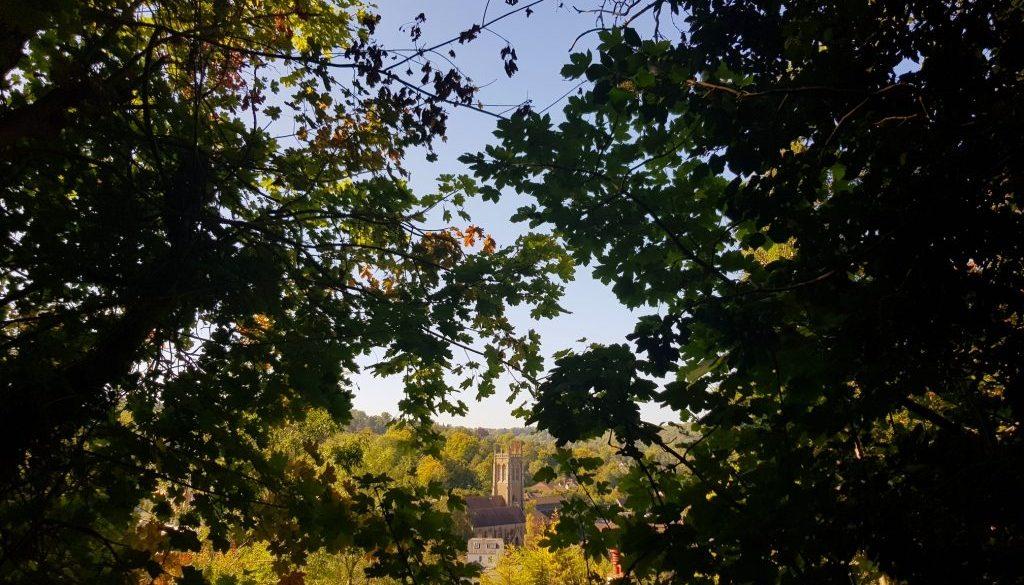 Caterham Valley views