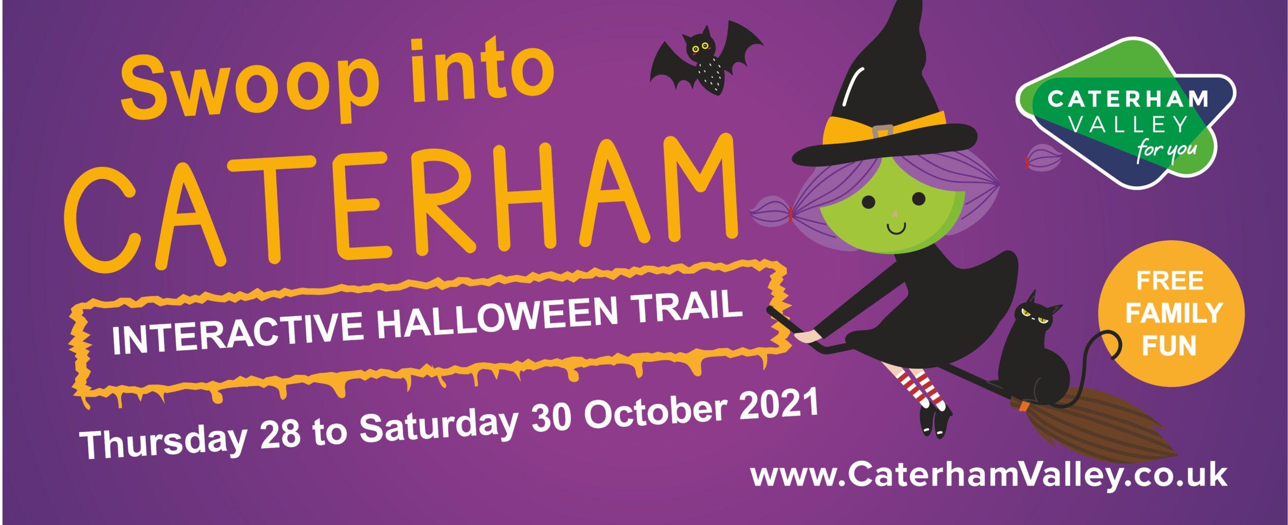 Halloween in Caterham Valley 2021