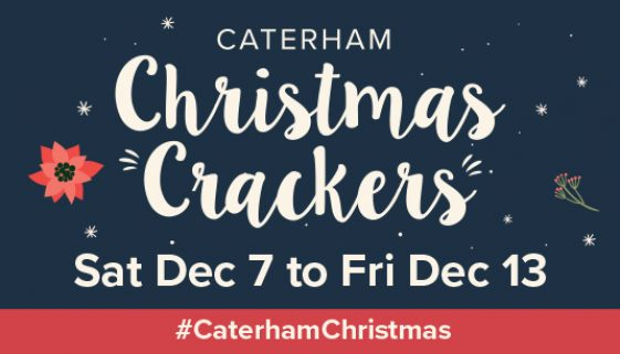 Caterham Christmas Crackers - Dec 7