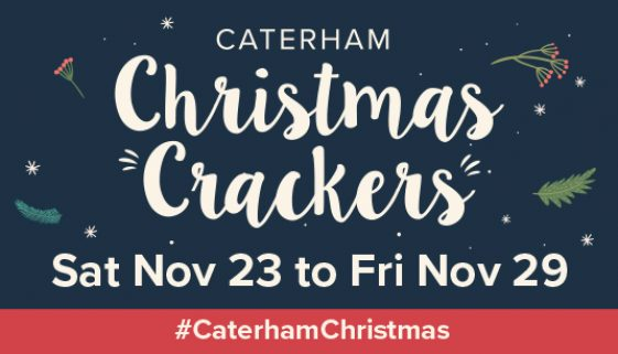 Caterham Christmas Crackers - Nov 23