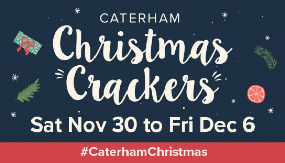 Caterham Christmas Crackers - Nov 30