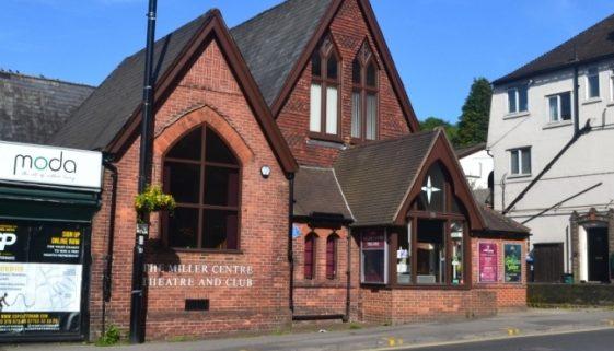 The Miller Centre theatre in Caterham Valley, Surrey