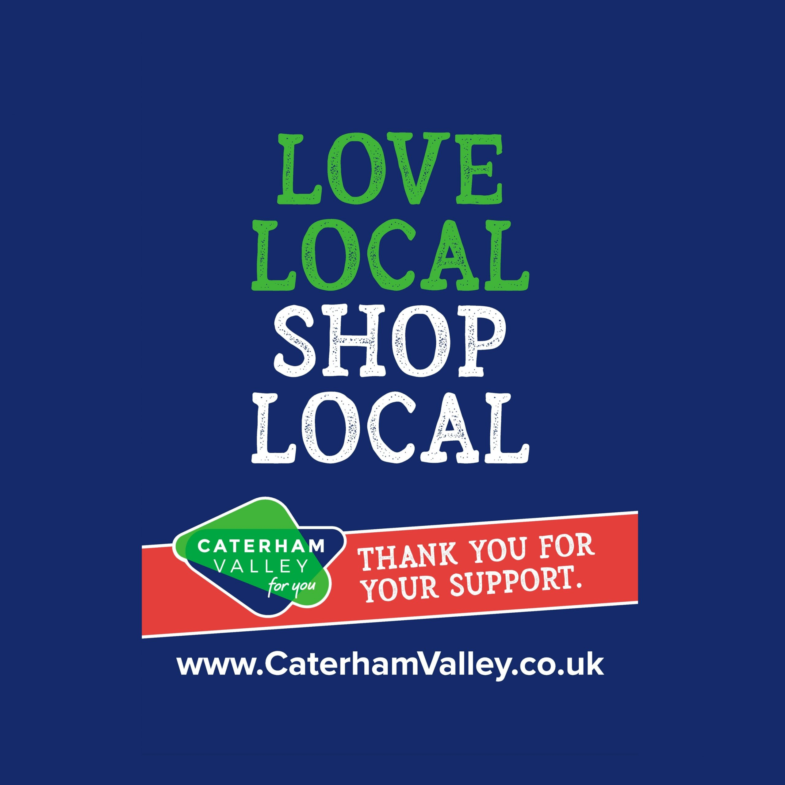 Caterham Valley For You Love Local Shop Local book end home 1