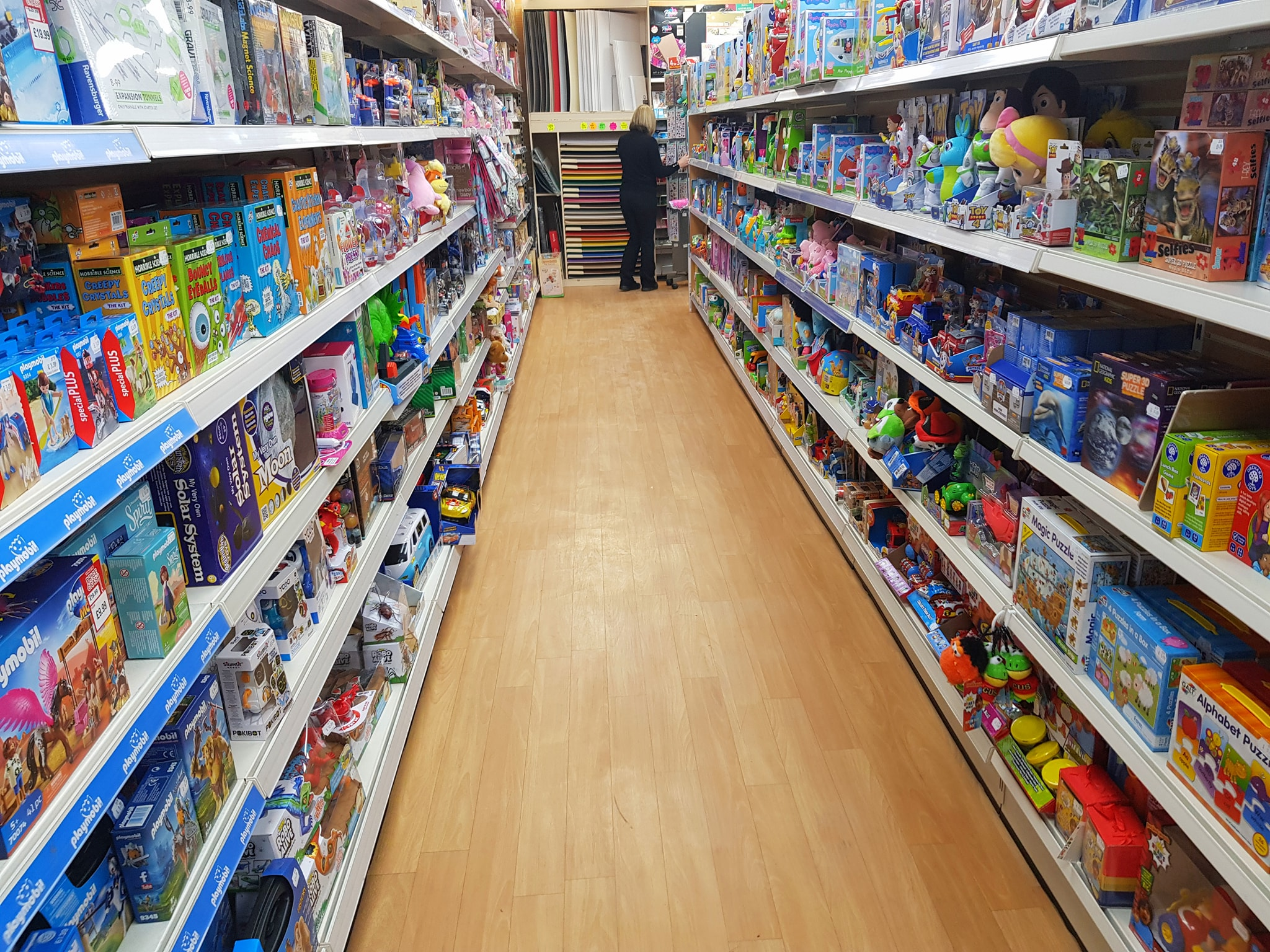 Lorimers toys and gifts in Caterham Valley, Surrey