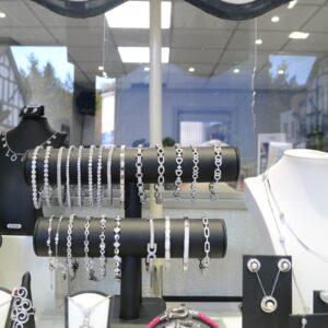 Berringtons - silver bracelets