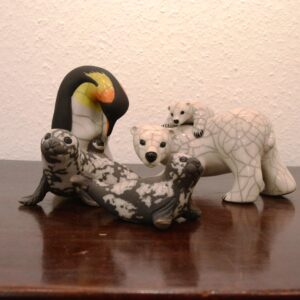 Caterham Galleries - animal sculptures