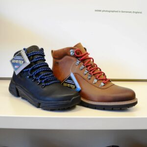 Clarks - Gore-Tex boots