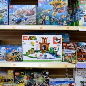 Lorimers - Lego sets