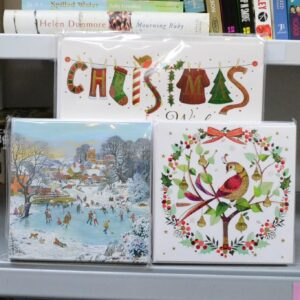 QEF charity shop - Christmas cards