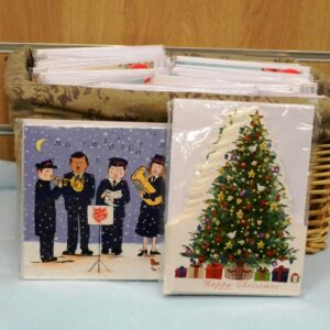 Salvation Army - Christmas cards