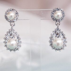 Sofia earrings from Helena Fortley