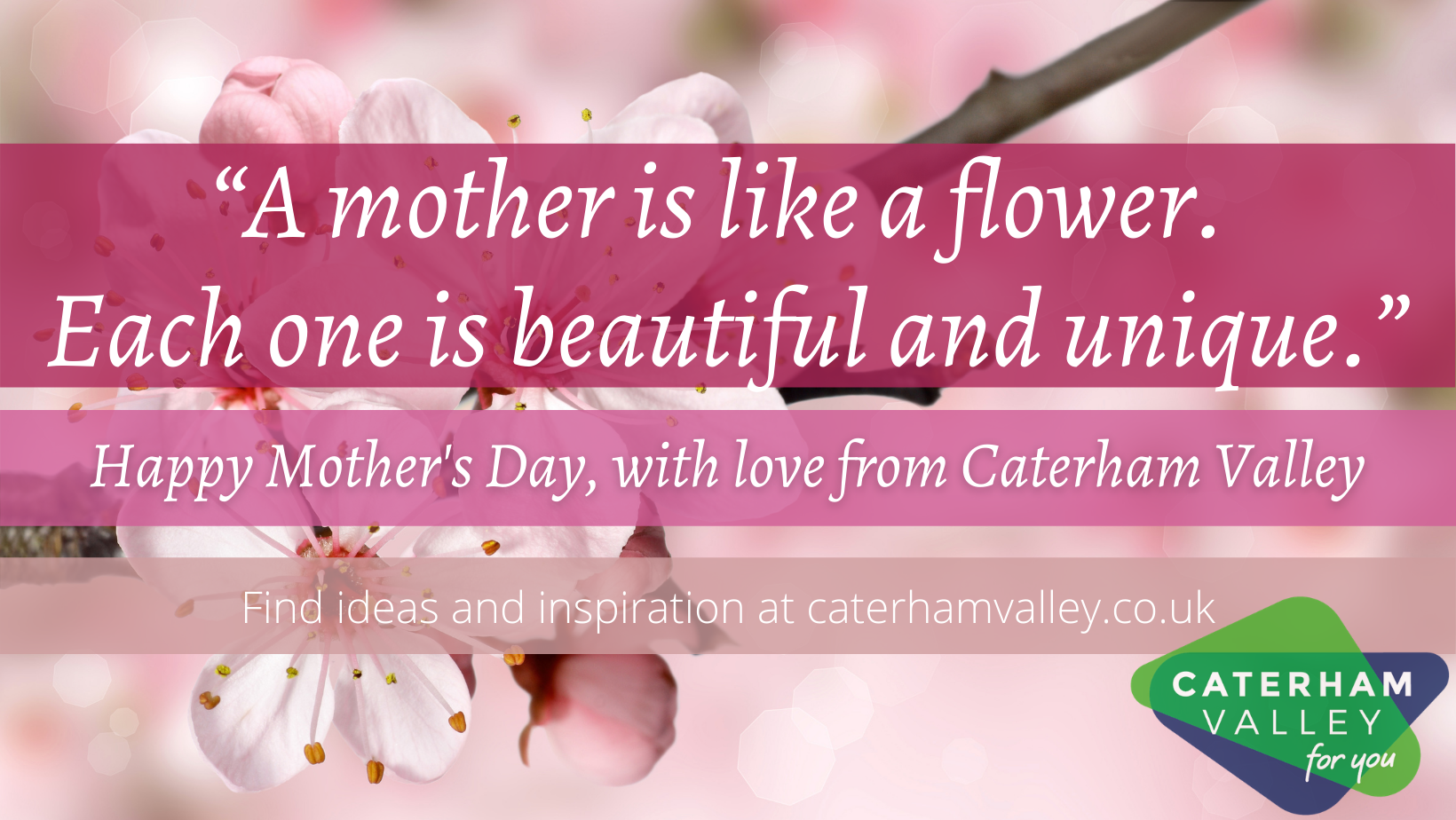 Mother's Day giveaway in Caterham Valley, Surrey