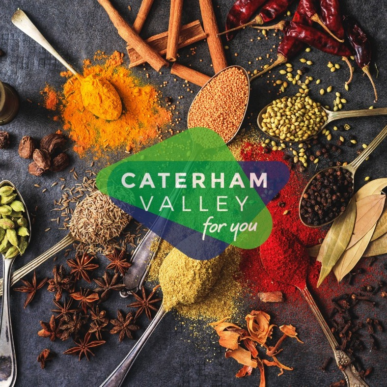 Eating out in Caterham Valley, Surrey