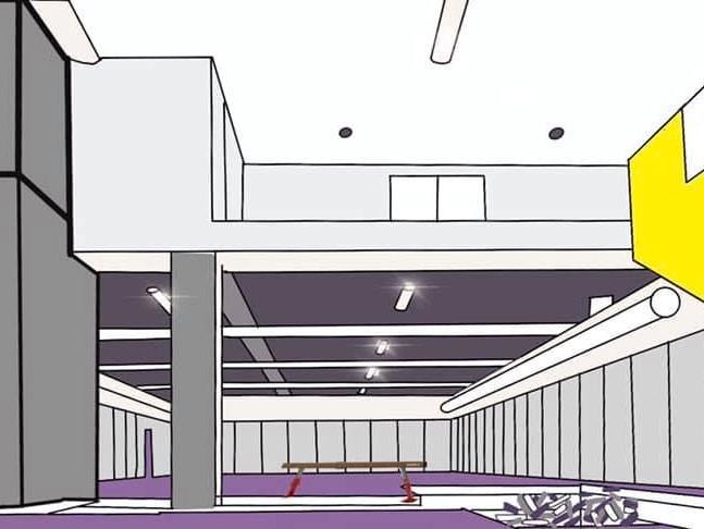 Croydon Gymnastics Club in Caterham Valley, Surrey