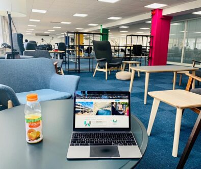 The Workary co-working community office in Caterham Valley, Surrey